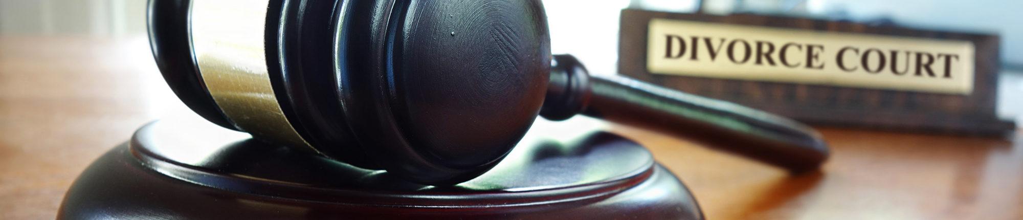 divorce court close up shot